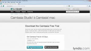 ضبط ، ویرایش و انتشار حرفه ای با camtasia جلسه ۵