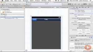 آموزشی ساخت و توسعه اپلیکیشن های IOS قسمت ۱۶