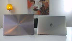 مقایسه لپ تاپ   DELL XPS ۱۵ vs ASUS ZenBook Pro UX۵۰۱ (۲۰۱۶)