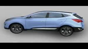 طراحی خودروی Hyundai ix