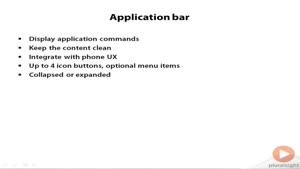برنامه نویسی ویندوز ۸ موبایل جلسه ۳۱