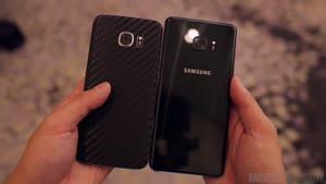بررسی گوشی Samsung Galaxy Note۷ vs Samsung Galaxy S۷ Edge