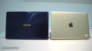 مقایسه لپ تاپ ایسوس و مک بوک