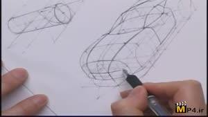 قسمت ششم آموزش طراحی خودرو