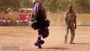 خنده پاره - سریعترین رقص لزگی جهان در گینس