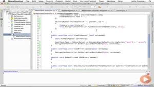 آموزشی ساخت و توسعه اپلیکیشن های IOS قسمت ۲۴