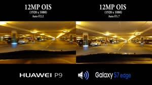 مقایسه دوربین Huawei P۹ vs Samsung Galaxy S۷ Edge