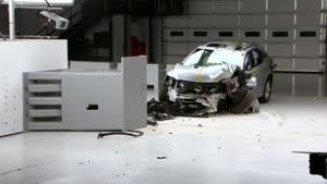 تست تصادف Lexus RX