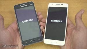 مقایسه گوشی Galaxy J۵ و Galaxy Grand