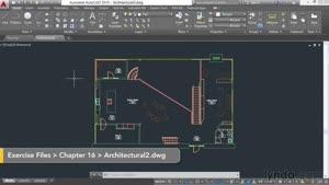 آموزش AUTO CAD ۲۰۱۵ جلسه ۱۰۶