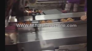 دستگاه بسته بندی کیک دوقلو