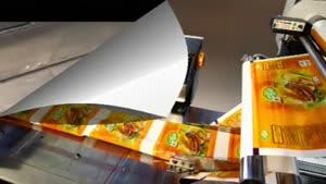 بسته بندی همبرگر ۳۵۷۲۳۰۰۶-۰۳۱