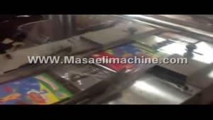 بسته بندی لواشک ورقه ای ۳۵۷۲۳۰۰۶-۰۳۱