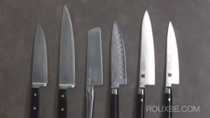 چاقو اشپز های اروپایی
