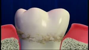 طریقه استفاده از نخ دندان