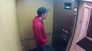 ترس در آسانسور