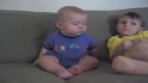 گیج خوابه این کوچولو