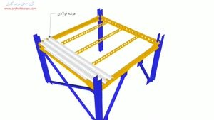 نحوه اجرای سقف عرشه فولادی