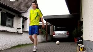 فوتبال های ماهر خیابانی قسمت اول