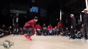 هیپ اوپسیشن ۲۰۱۶ - مسابقه برک دنس ۳۰