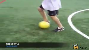 آموزش فوتبال جلسه ۷