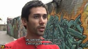 فوتبال شهری استثنایی , برک دنس و اسکیت و دوچرخه ۳
