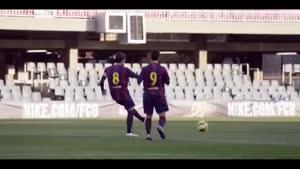 آکادمی نایک ۳ - ۰ بارسلونا