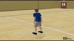 آموزش مهارت های بسکتبال جلسه ۸