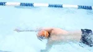 تکنیک شنای کرال