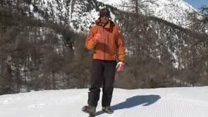 آموزش اسکی روی برف برای مبتدیان
