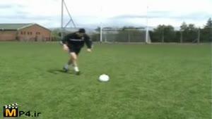 آموزش فوتبال جلسه ۱۶