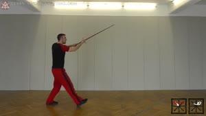 آموزش هنر شمشیر زنی قسمت ۲۸