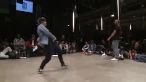مسابقات رقص pop یک دوم نهایی ۲۰۱۶ در hipopsession ۲