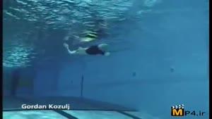 آموزش شنا جلسه ۵