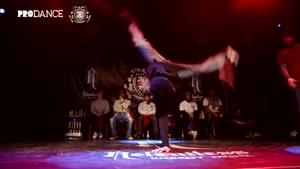مسابقات قهرمانی برک دنس ۲۰۱۶ انگلیس ۲۳