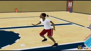 آموزش مهارت های بسکتبال جلسه ۱۴