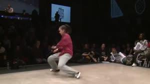 مسابقات رقص pop یک دوم نهایی ۲۰۱۶ در hipopsession