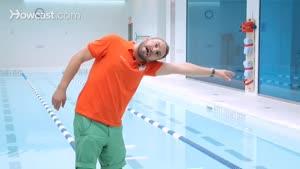 نحوه نفس کشیدن در حین شنای کرال