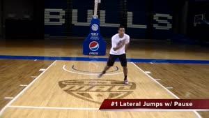 نحوه پرش بلند در بسکتبال