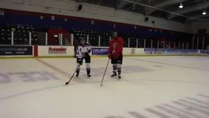 آموزش هاکی روی یخ قسمت ۶