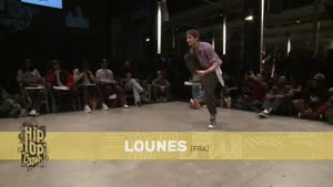 مسابقات رقص lock یک چهارم نهایی ۲