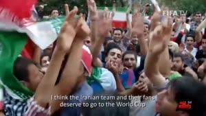 تاریخچه تیم ملی فوتبال ایران