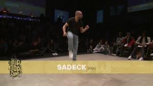مسابقات رقص lock یک چهارم نهایی ۴