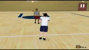 آموزش مهارت های بسکتبال جلسه ۶
