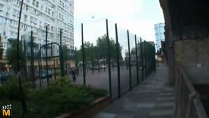 فوتبال شهری استثنایی , برک دنس و اسکیت و دوچرخه ۸