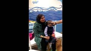 سامیار مجیدی در مراسم جشن نوروزی۱۳۹۳/۱۲/۲۴ در خانه