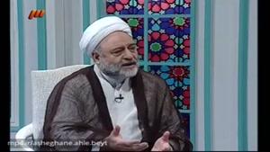 سمت خدا عمر ما کوتاه است و یک بار هم بیشتر به دنیا نمی آییم بیانات حجت الاسلام فرحزاد