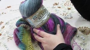 آموزش کلاه با قلاب بافی