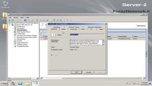 آموزش تنظیمات Web Access Policy ویندوز سرور