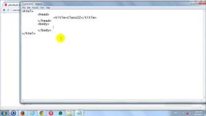 آموزش html قسمت ۴۵